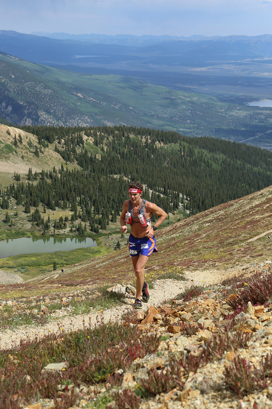 2013 leadville trail 100 run